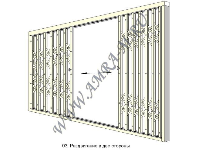 Автоматика для откатных ворот faac 720